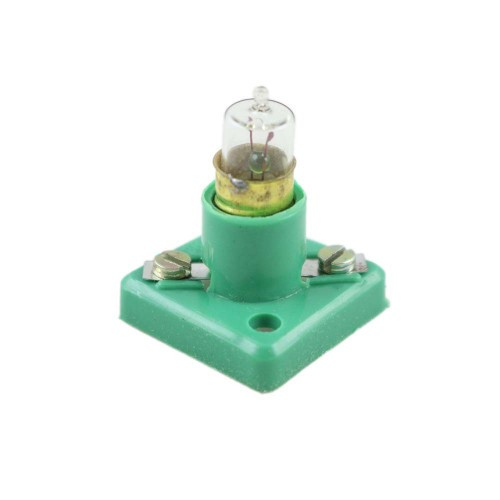 Torch Bulb Holder (Green)