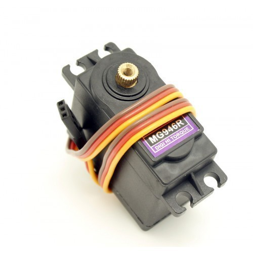 MG946R Digital RC Servo Motor  Metal Gear Torque 13Kg for Arduino/Raspberry-Pi/Robotics