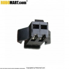 2 Wire Female Connector (Pack of 5)