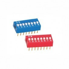 DIP switch (8 bit)