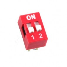 DIP switch (2 bit)