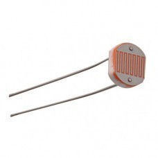LDR 12mm - Light Dependent Resistor