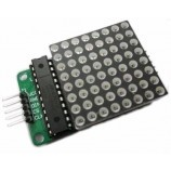 Led Dot Matrix Module With Display Control for Arduino/Raspberry-Pi/Robotics