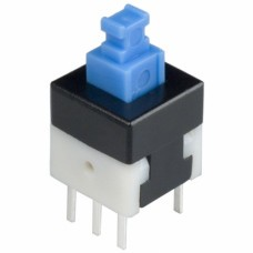 Push On Off Switch 6 Pin