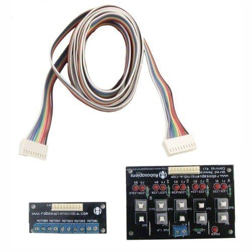 10 Channel Wired Remote Control kit