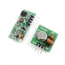 434 MHz ASK Transceiver Module for Arduino/Raspberry-Pi/Robotics