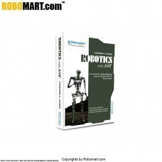 Robotics With AVR 2nd Edition by Toshendra K. Sharma (M.Tech IIT-Bombay)