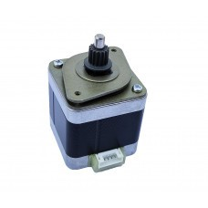 NEMA17 STEPPER MOTOR 3KGCM WITH PULLEY