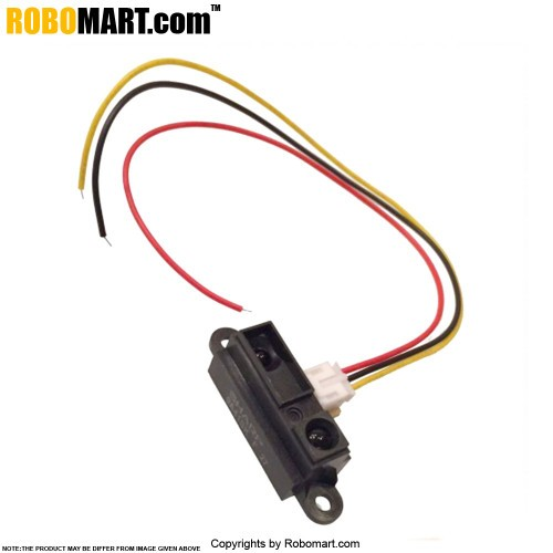Buy infrared distance sensor a sk gp y f robomart