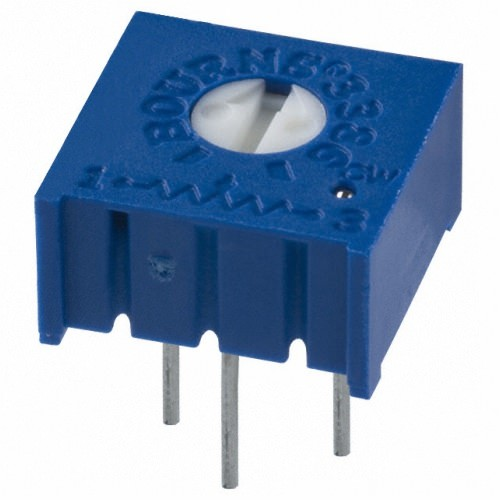 5 kilo ohm potentiometer bourns