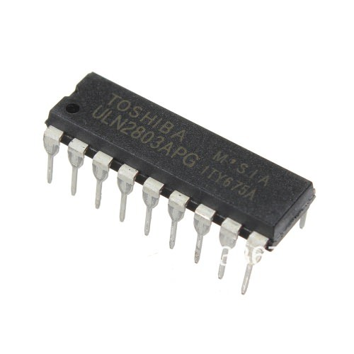 uln2803 darlington transistor arrays