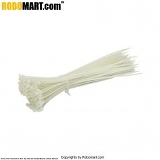 Zip Tie Pack 12 inch White (10 PCs)