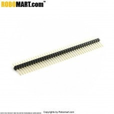 2.0 mm 40 pin  Male Header (Zigbee Compatible)