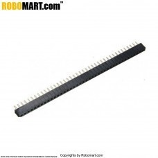 2.0 mm  40 pin  Female Header (Zigbee Compatible) by Robomart