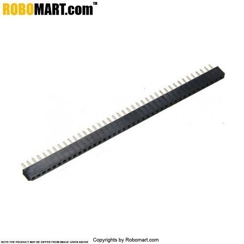 2.0 mm 40 pin female header