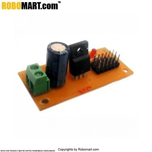 Buy online power supply project board arduino price in