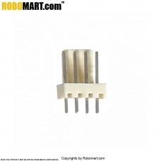 4 Pin Relimate Header (Pack of 5)