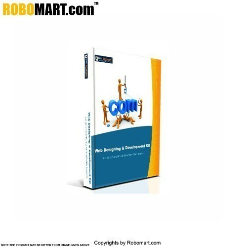 Web Designing software Tool Kit(CD)