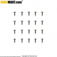 Screw Pack (Dia 5 mm, Length 10 mm)