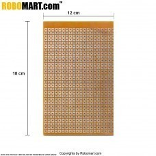 Multi Purpose PCB Board ( 12 x 18 ) c.m.
