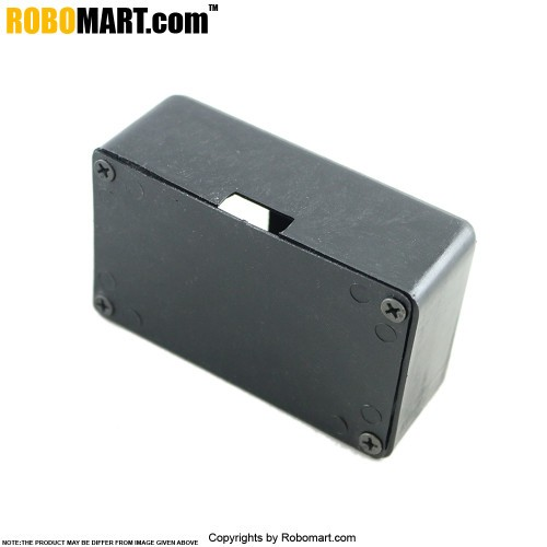 2 Switch Box Plastic DPDT