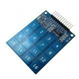 16 Way XD 62B TTP 229 Capacitive Touch Switch Digital Sensor Module Board Plate