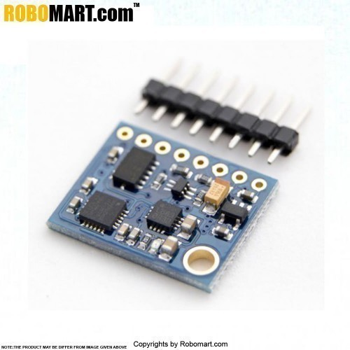 GY 85 BMP085 Sensor Modules 9 Axis Sensor Module ITG3205 + ADXL345 + HMC5883L for Arduino/Raspberry-Pi/Robotics