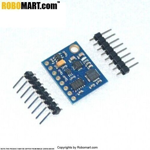 GY-85 BMP085 Sensor Modules 9 Axis Sensor Module ITG3205 + ADXL345 + HMC5883L for Arduino/Raspberry-Pi/Robotics