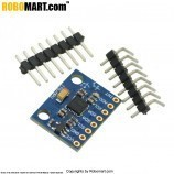 GY 521 MPU6050 Module 3 Axis Analog Gyro Sensors + 3 Axis Accelerometer Module for Arduino/Raspberry-Pi/Robotics