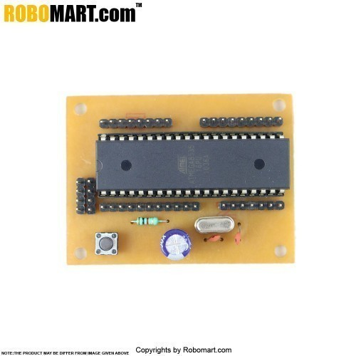 ATMEGA 16 Project Board with Controller V 1.0
