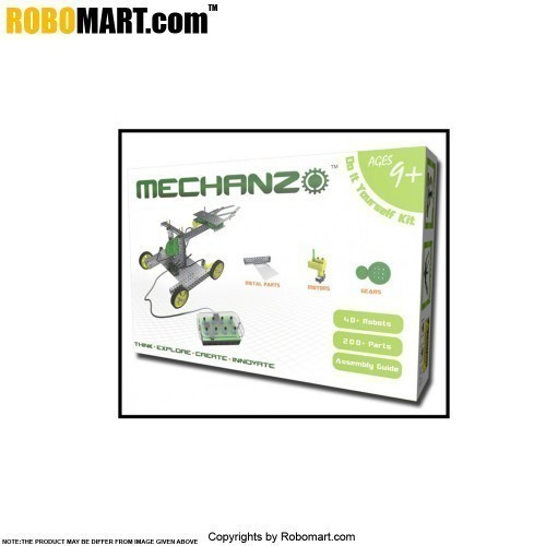 MechanzO 9+ And Learn Science With Fun