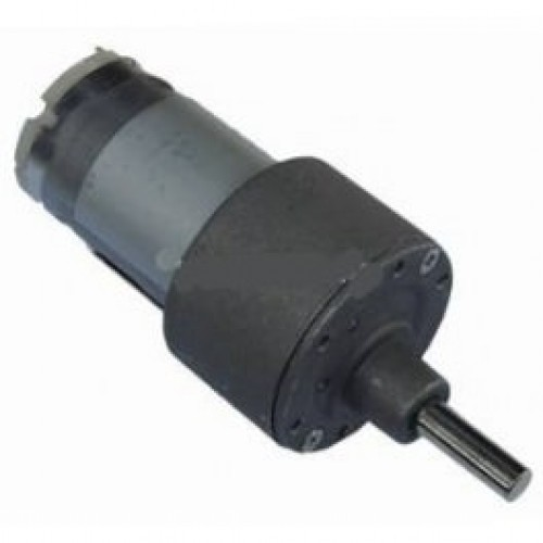 Buy Online 1000 Rpm Johnson Geared Dc Motor 12v Robomart