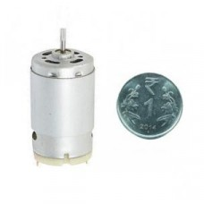 18000 RPM 12V DC Motor (Non Gear) for Arduino/Raspberry-Pi/Robotics