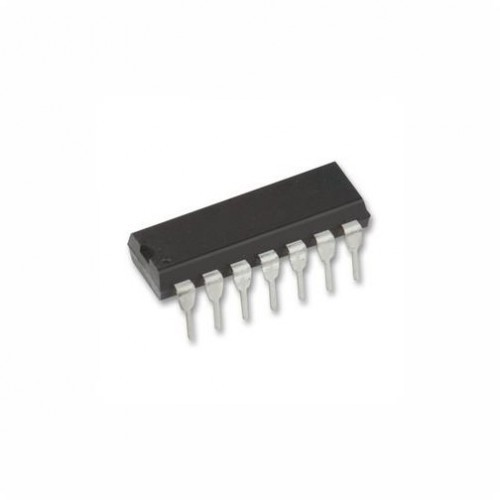 74ls04 hex inverting gates ic