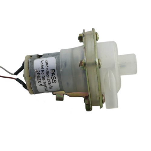 12 Volt High Performance Non Submersible Water Pump for Arduino/Raspberry-Pi/Robotics
