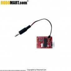 DTMF Module Version 3 for Arduino/Raspberry-Pi/Robotics