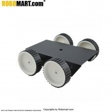 4 Wheel Robotic Platform V1.0(4x4 Drive) for Arduino/Raspberry-Pi/Robotics