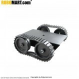 4 Wheel Robotic Platform V9.0 for Arduino/Raspberry-Pi/Robotics (4x4 Drive)