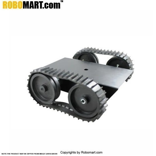 4 Wheel Robotic Platform V9.0 (4x4 Drive)