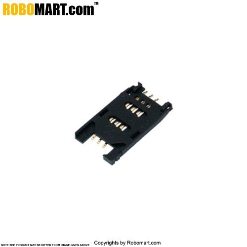 Robotic Sim Card Holder for Arduino/Raspberry-Pi/Robotics