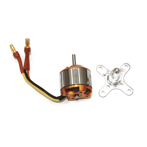 A2212 1400KV Brushless DC Motor for Quadcopter/Multirotor/Drone