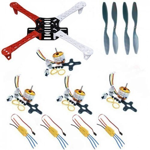 DIY Quadcopter Kit India: Buy Quadcopter kit online for