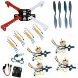 Quadcopter Mega DIY kit with KK multi copter control board