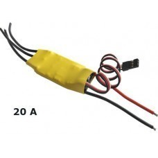 20Amp BLDC ESC for Quadcopter/Multirotor/Drone