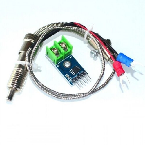 MAX6675 K Type Thermocouple Temperature Sensors Temperature 0-80 Degrees Module