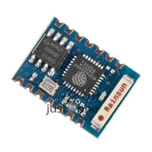 esp8266 remote serial port wifi wireless module through walls wang ESP-03