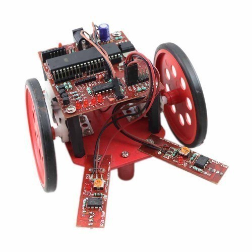 AT89S52 IBOT Mini V 2.0 Multipurpose Robotics Kit