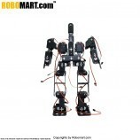 Humanoid Robot With Servo Motors