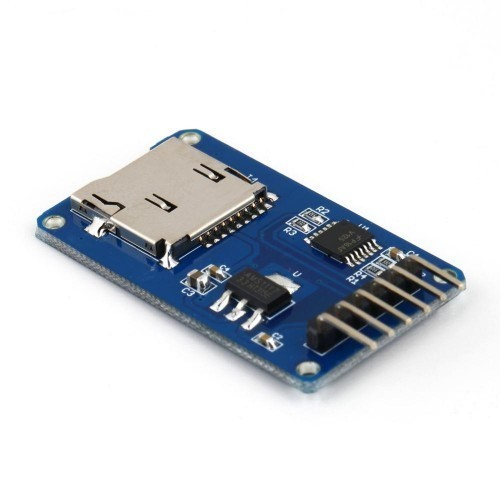 Micro SD TF Card Memory for Arduino Shield Module
