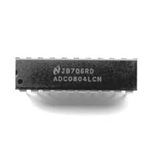 adc0804 analog-to-digital converters